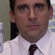 Boss with a mug written world's best boss